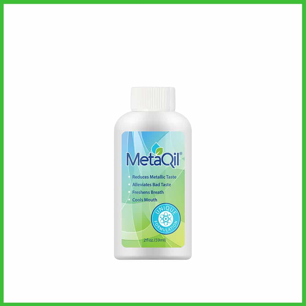 2-oz bottle of MetaQil
