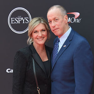 image of Jim Kelly at the ESPYS