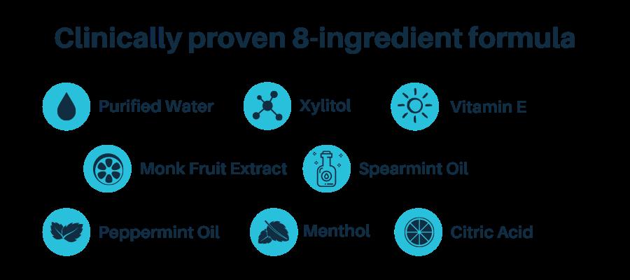 8-ingredient formula