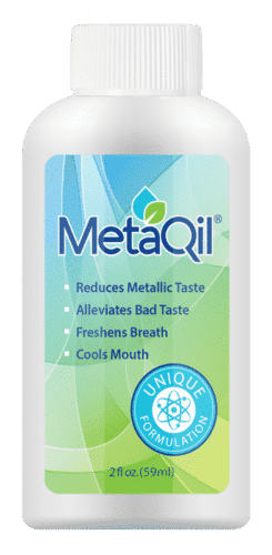 Image of 2-oz bottle of MetaQil