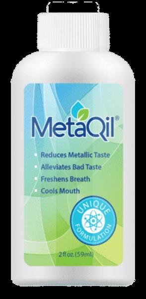 Image of 2-oz bottle of MetaQil