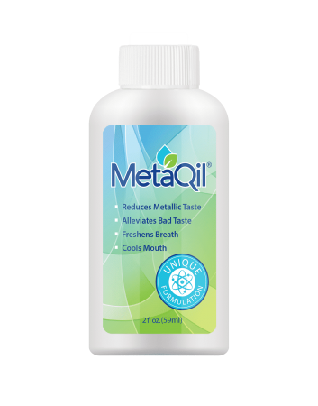 MetaQil 2 oz bottle